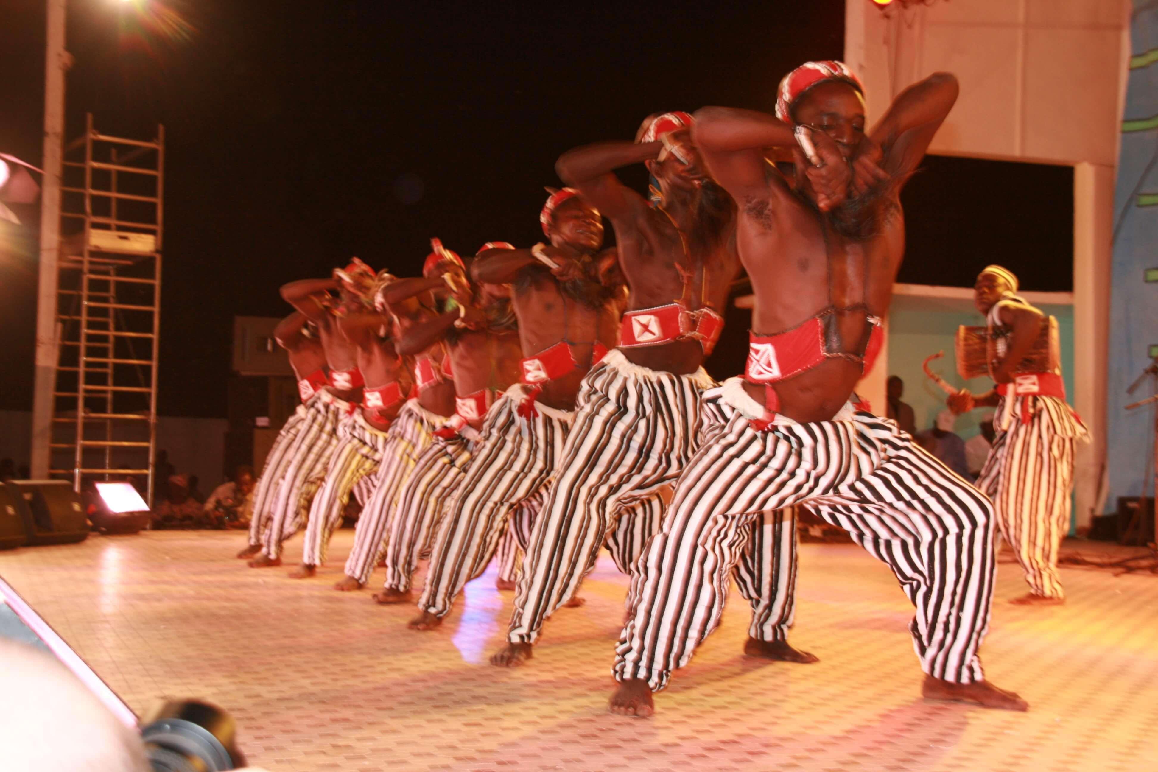 Gourounsi Dance