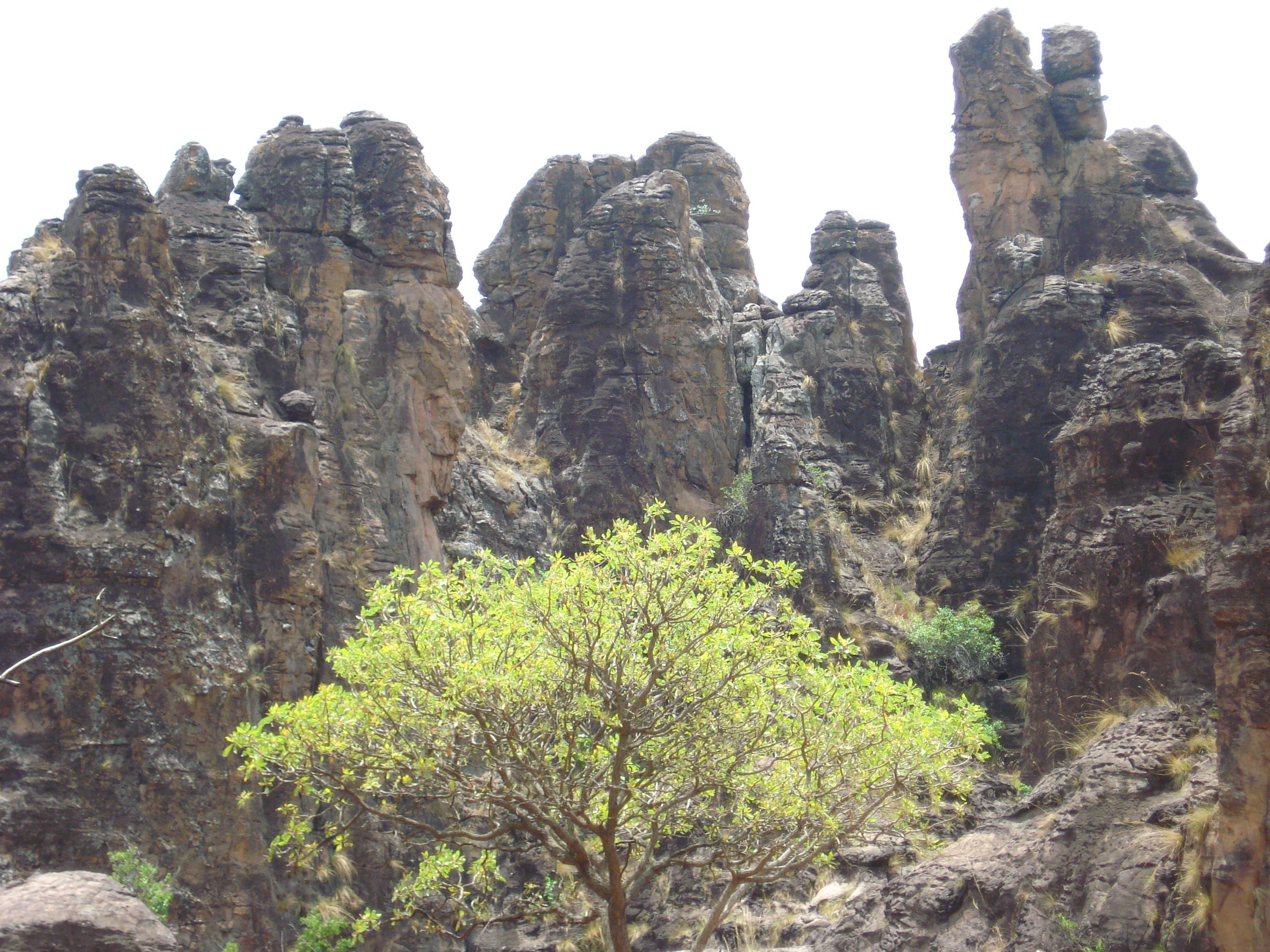 Peaks of Sindou